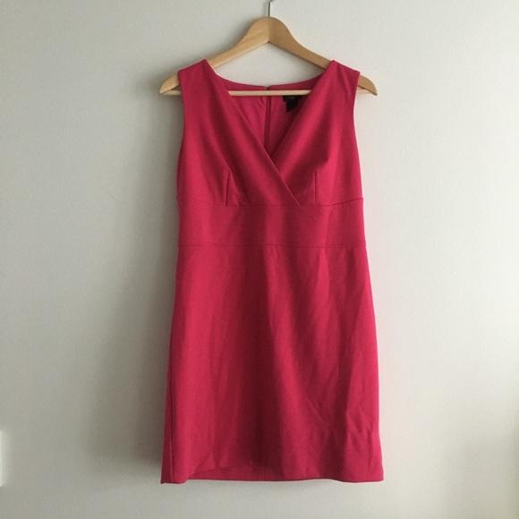 Ann Taylor Dresses & Skirts - Ann Taylor faux wrap dress sleeveless